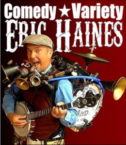 Eric Haines * Comedy Rocket